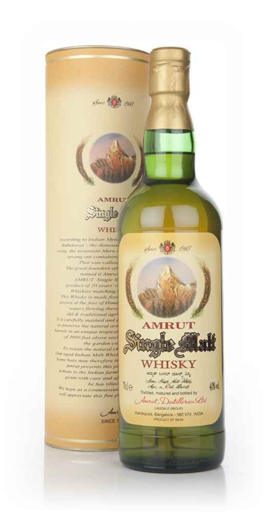 Amrut Single Malt (Old Bottling)