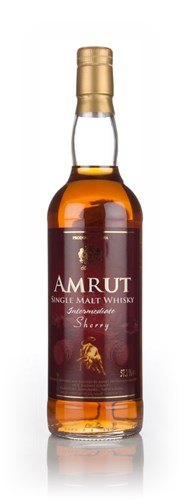 Amrut Intermediate Sherry Cask Matured