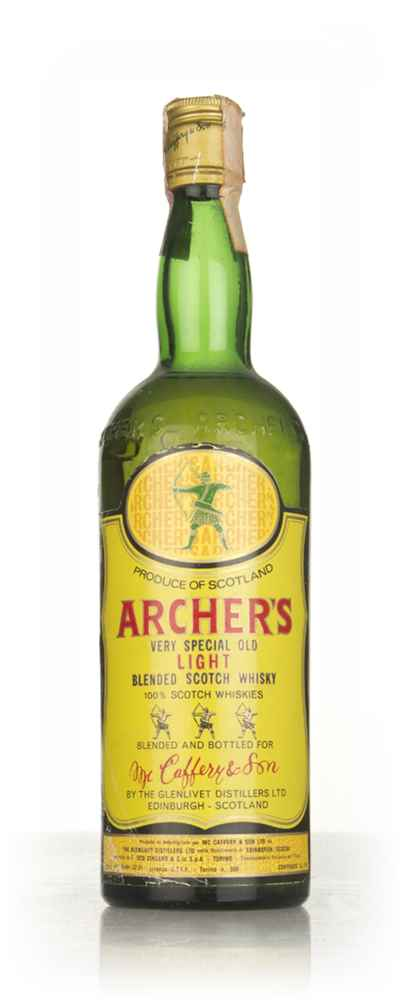 Archer's Very Special Old Light - 1970s