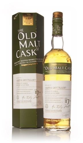 Ardbeg 17 Year Old 1991 Rum Finish - Old Malt Cask (Douglas Laing)
