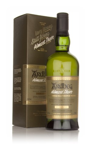 Ardbeg 1998 - Almost There