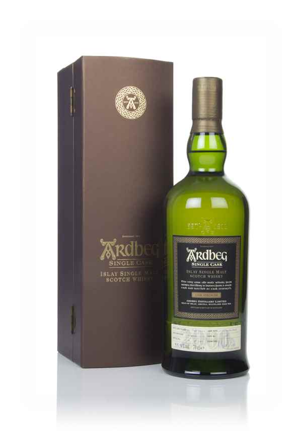 Ardbeg 10 Year Old 2000 (cask 368) - Single Cask