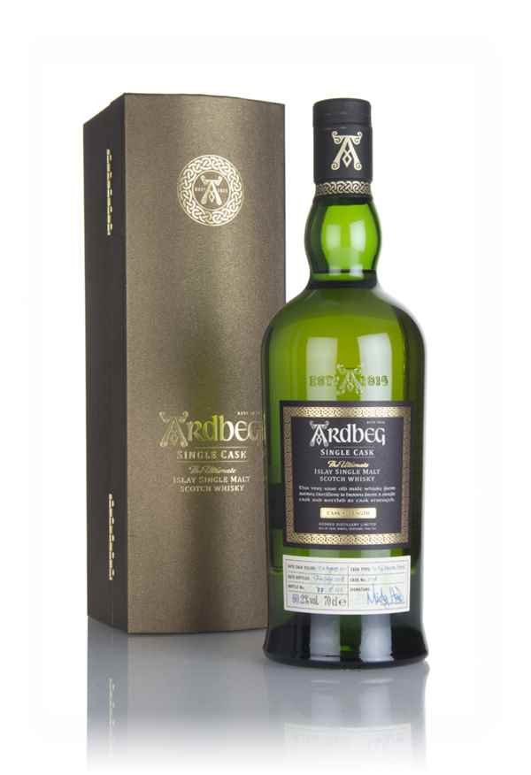 Ardbeg 6 Year Old 2011 (cask 2198) - Single Cask