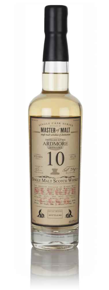 Ardmore 10 Year Old 2006 - Single Cask (Master of Malt)