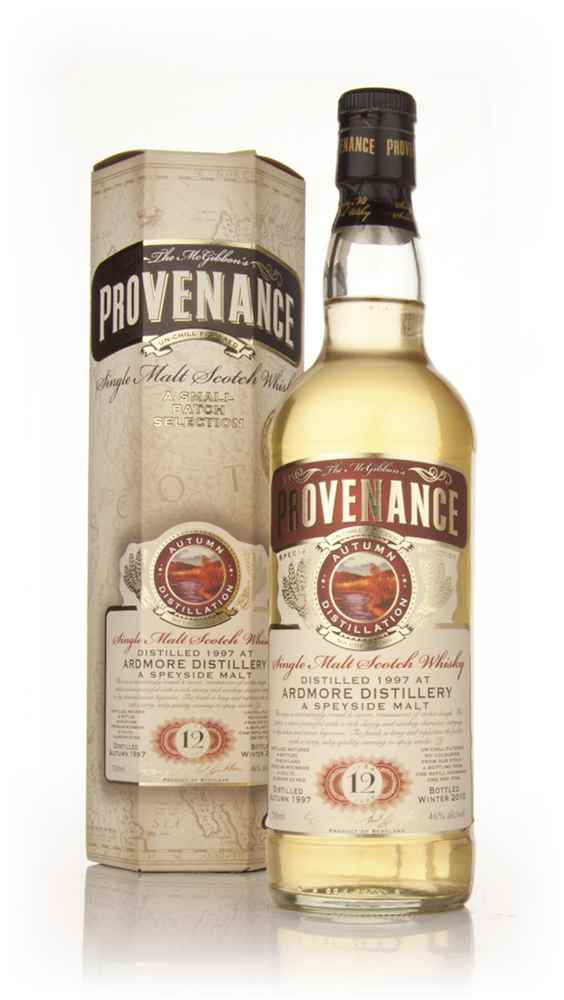 Ardmore 12 Year Old 1997 - Provenance (Douglas Laing)