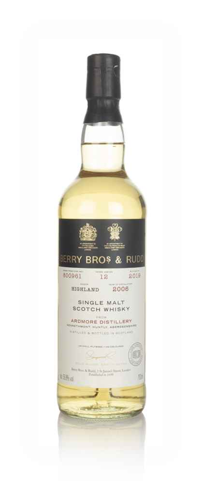 Ardmore 12 Year Old 2006 (cask 800961) - Berry Bros. & Rudd