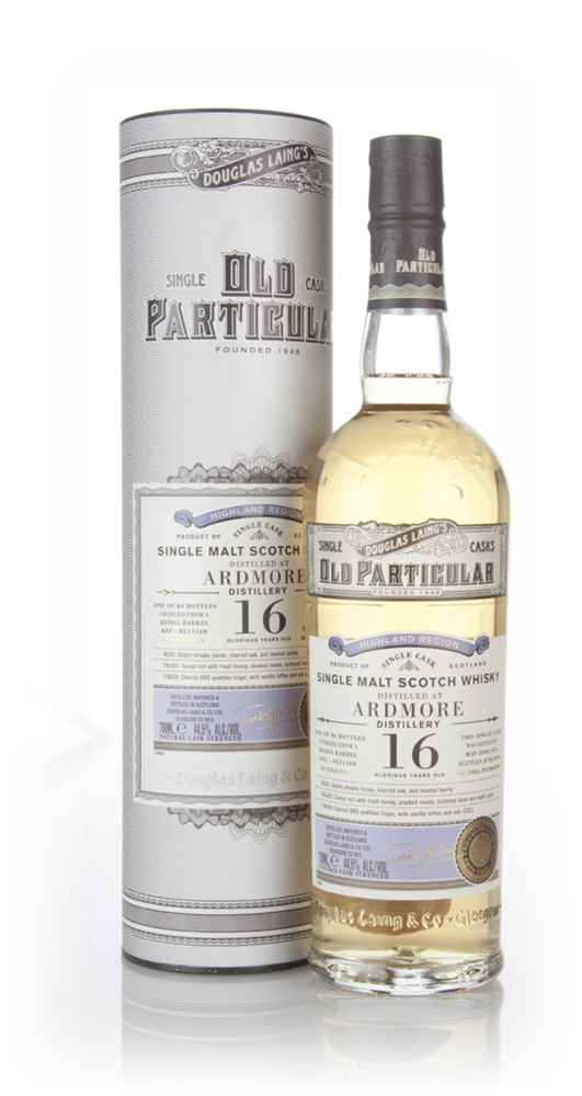 Ardmore 16 Year Old 2000 (cask 11168) - Old Particular (Douglas Laing)