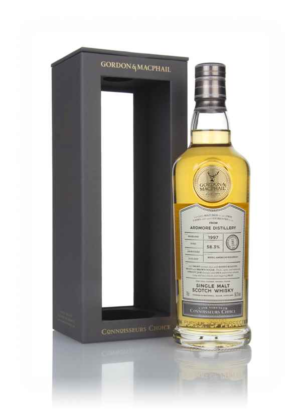 Ardmore 21 Year Old 1997 - Connoisseurs Choice (Gordon & MacPhail)