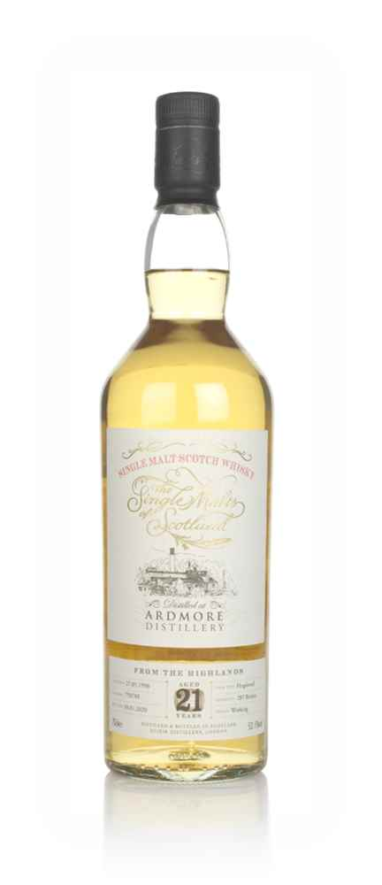 Ardmore 21 Year Old 1998 (cask 750788) - The Single Malts of Scotland