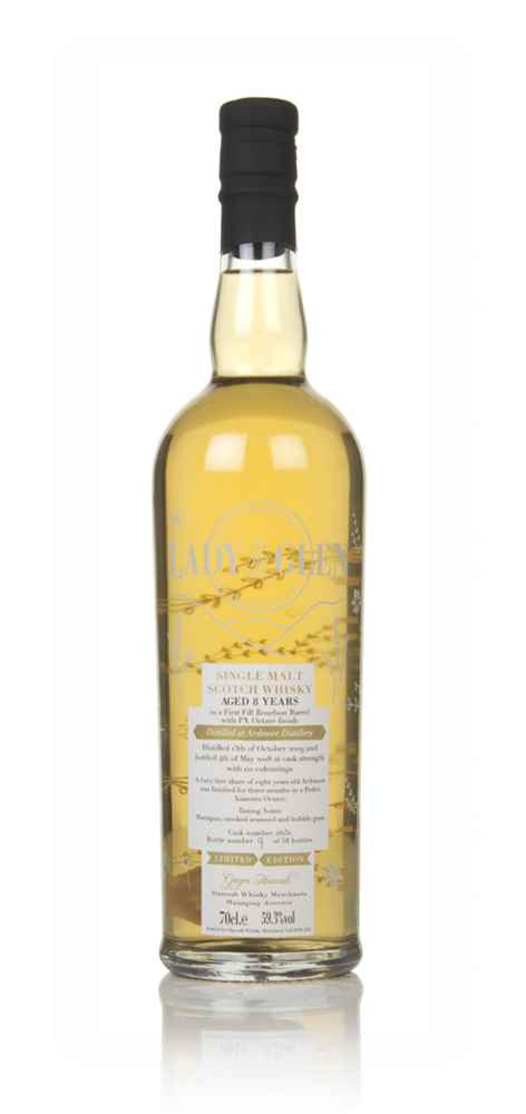 Ardmore 8 Year Old 2009 (cask 2615c) - Lady of the Glen (Hannah Whisky Merchants)