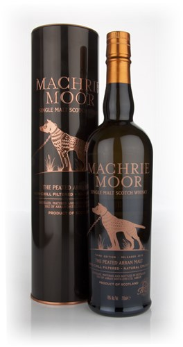 Arran Machrie Moor Peated - Batch 3