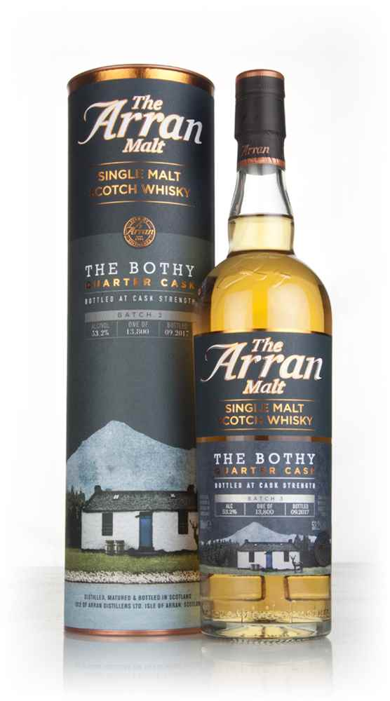 Arran The Bothy Quarter Cask - Batch 3