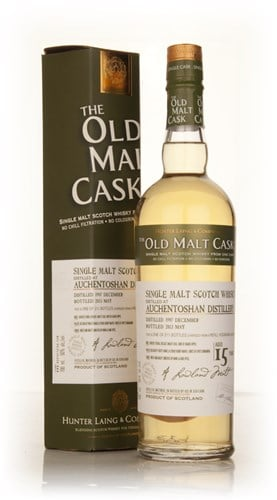 Auchentoshan 15 Year Old 1997 (cask 9807) - Old Malt Cask (Hunter Laing)