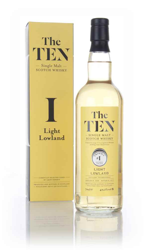 Auchentoshan 2004 (Bottled 2015) - The Ten #01 (La Maison du Whisky)