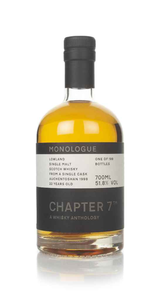 Auchentoshan 22 Year Old 1998 (cask 100155) - Monologue (Chapter 7)