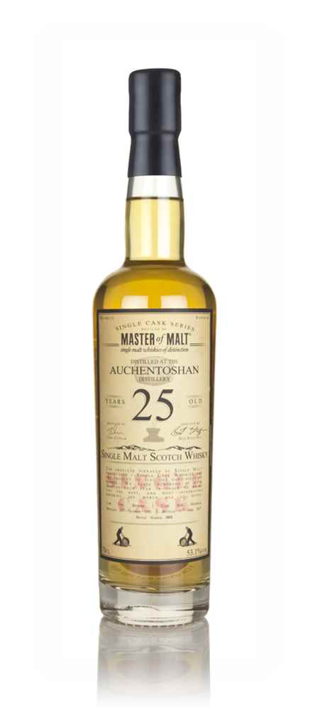 Auchentoshan 25 Year Old 1991 - Single Cask (Master of Malt)