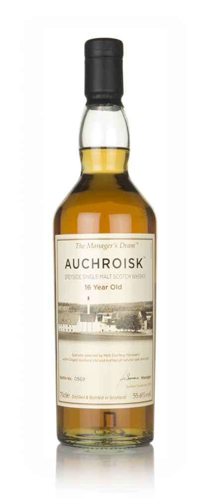 Auchroisk 16 Year Old - The Manager's Dram