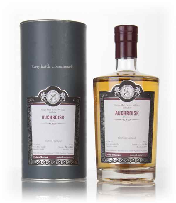 Auchroisk 1988 (bottled 2016) (cask 16020) - Malts of Scotland