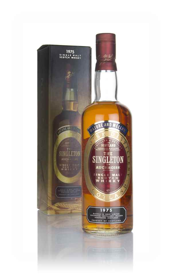 The Singleton of Auchroisk 1975