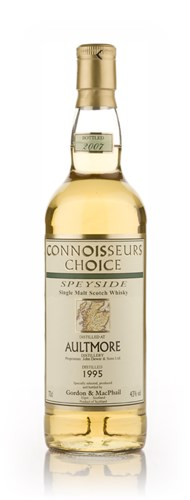 Aultmore 1995 - Connoisseurs Choice (Gordon and MacPhail)
