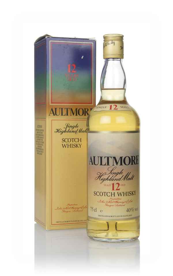 Aultmore 12 Year Old - 1980s
