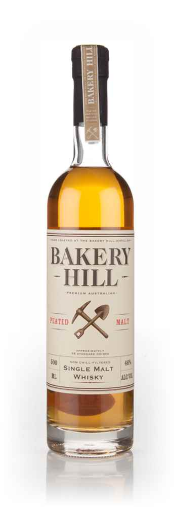 Bakery Hill Peated Malt