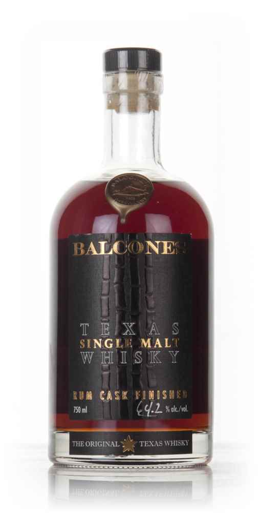 Balcones Texas Single Malt - Rum Cask Finish