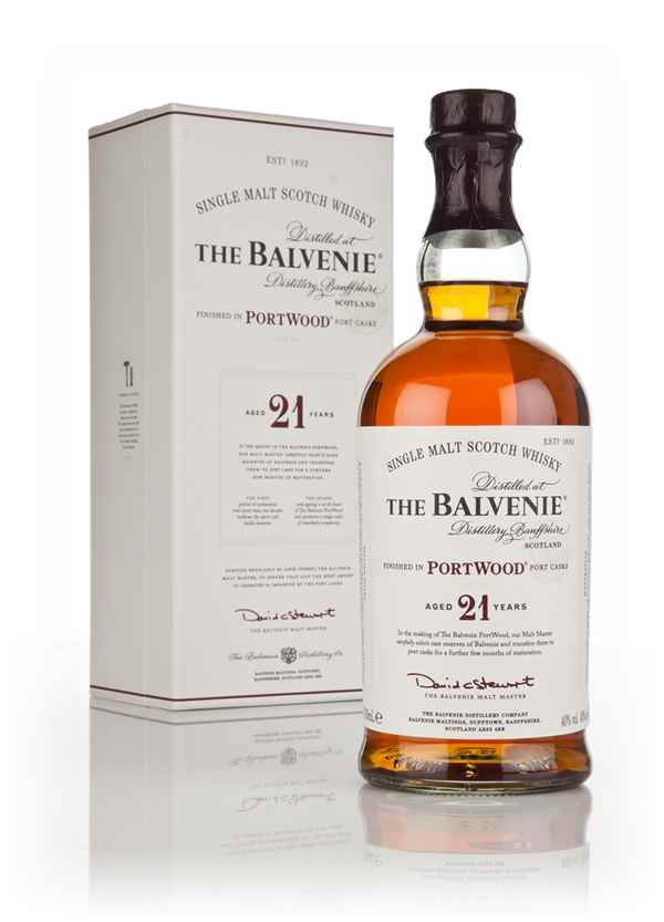Balvenie 21 Year Old PortWood Finish