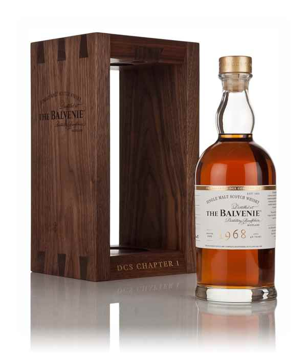 Balvenie 46 Year Old 1968 (cask 7293) - The Balvenie DCS Compendium Chapter One