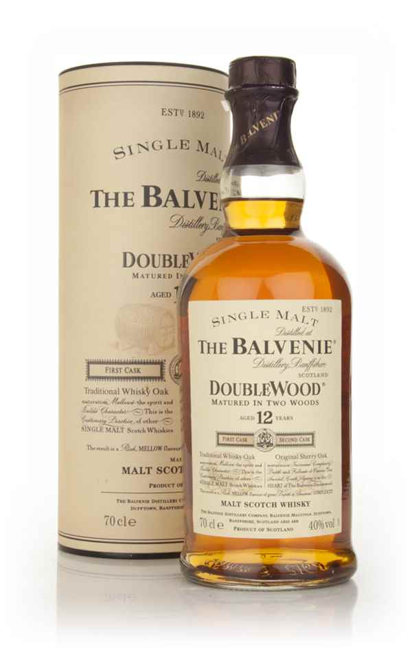 Balvenie DoubleWood 12 Year Old (Old Edition)