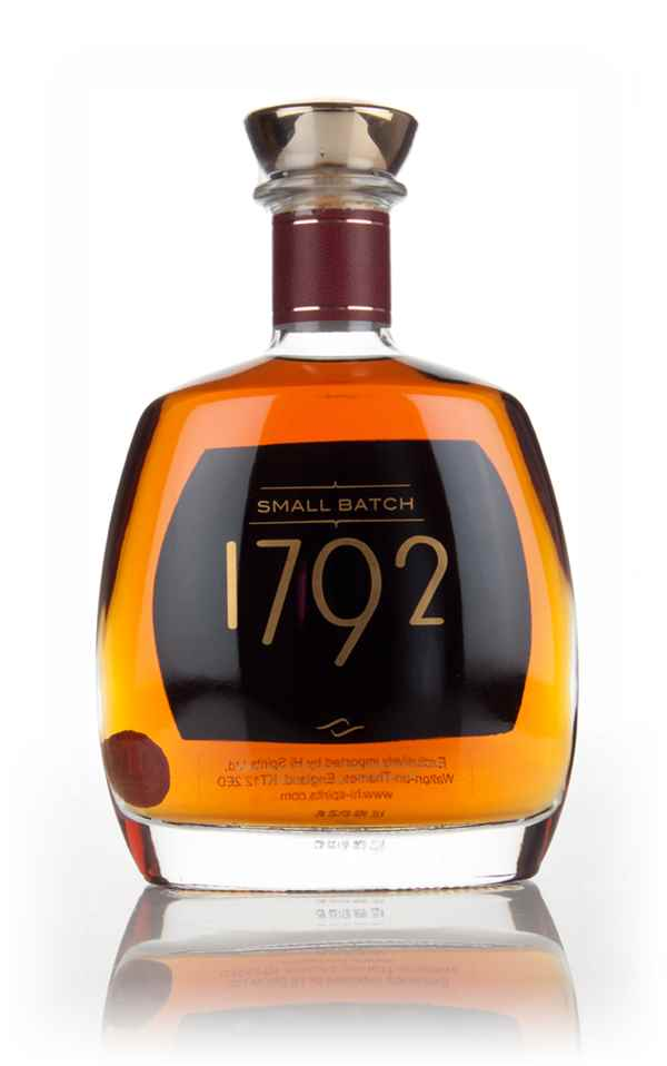 1792 Small Batch Whiskey Master Of Malt