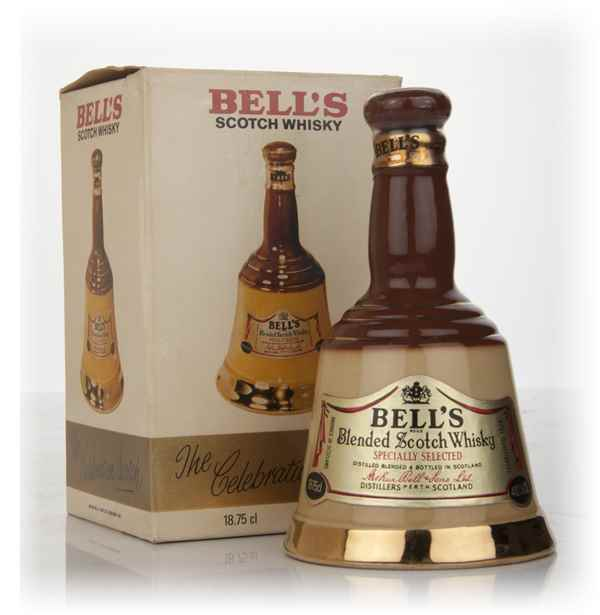 Bell's 50 Year Reign Decanter