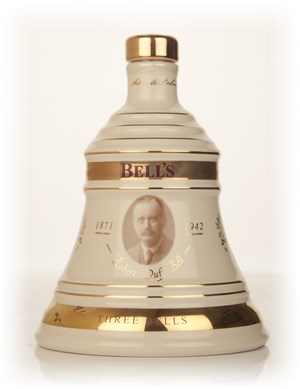 Bell's 2012 Christmas Decanter - Robert Duff