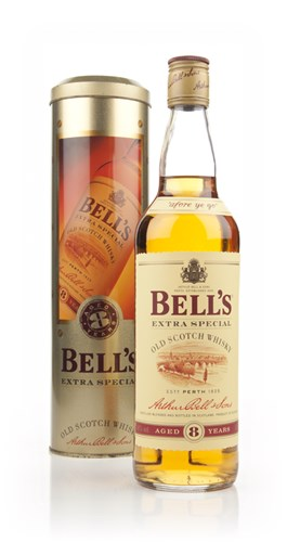Bell's 8 Year Old Extra Special - 1990s