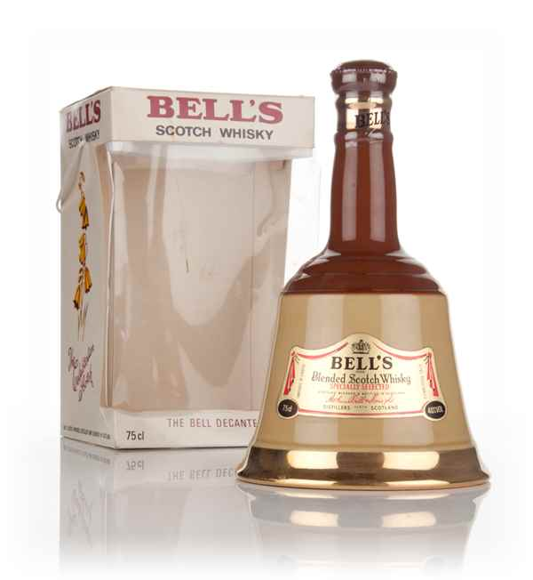 Bell's Specially Selected Decanter - 1980s
