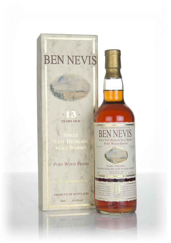 Ben Nevis 13 Year Old 1990 Port Wood Finish