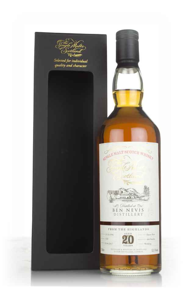 Ben Nevis 20 Year Old 1996 (cask 1528) - The Single Malts of Scotland