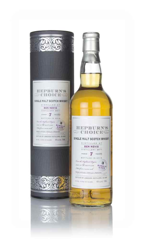 Ben Nevis 7 Year Old 2011 - Hepburn's Choice (Langside)