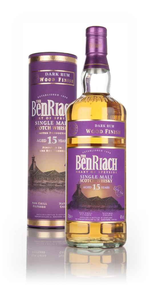 BenRiach 15 Year Old (Dark Rum Finish)