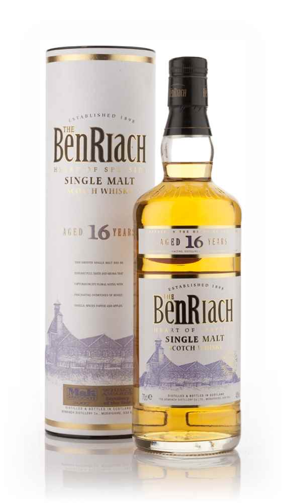 BenRiach 16 Year Old (40%)