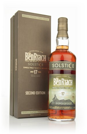 BenRiach 17 Year Old Solstice (2nd Edition)