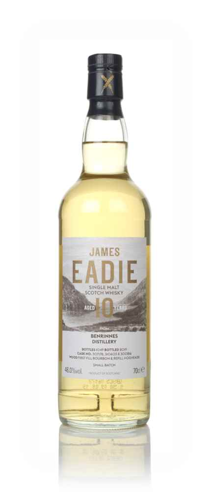 Benrinnes 10 Year Old (casks 307178, 310603 & 300216) - Small Batch (James Eadie)