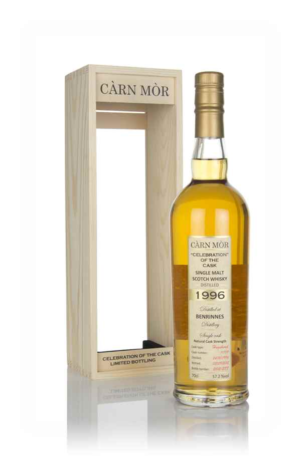 Benrinnes 21 Year Old 1996 (cask 11709) - Celebration of the Cask (Càrn Mòr)