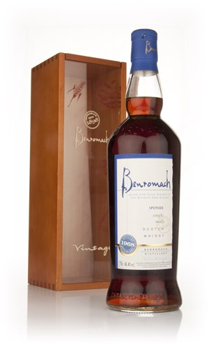 Benromach 1968 Boxed