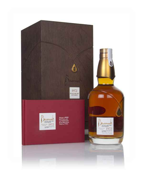 Benromach 46 Year Old 1972 Heritage