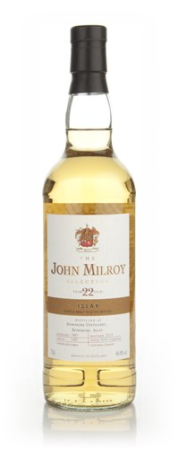 Bowmore 22 Year Old 1987 - The John Milroy Selection (Berry Bros. & Rudd)