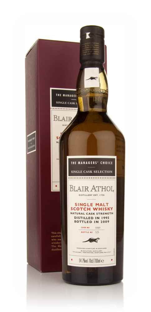 Blair Athol 1995 - Managers Choice