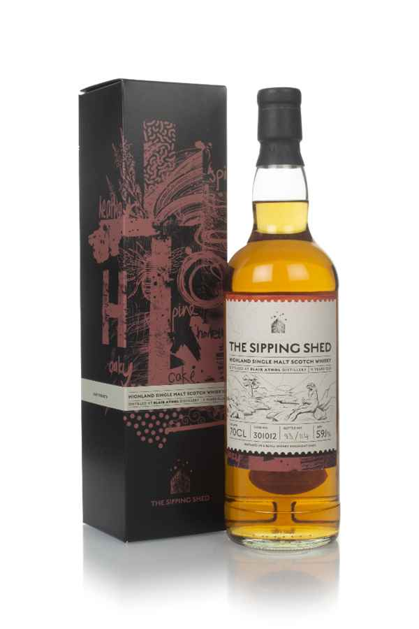 Blair Athol 11 Year Old (cask 301012) - The Sipping Shed