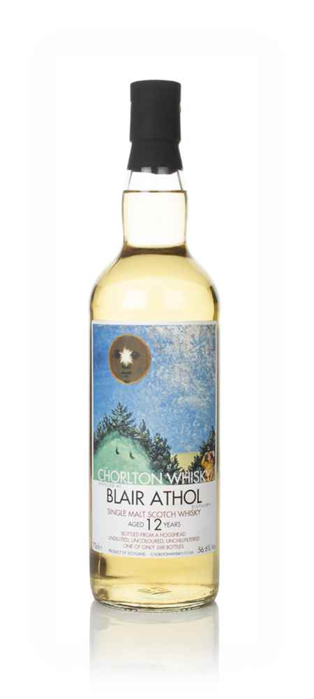 Blair Athol 12 Year Old (Chorlton Whisky)