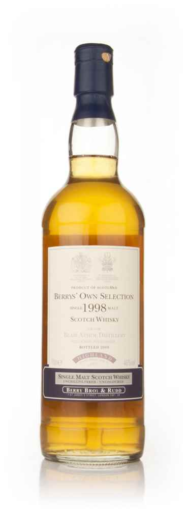 Blair Athol 1998 (Berry Bros. & Rudd)